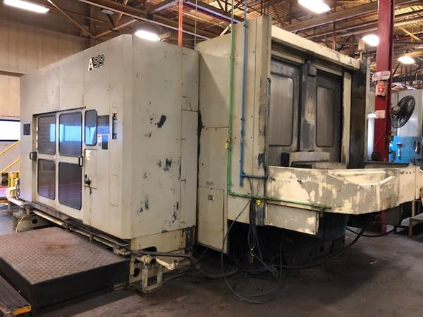 MAKINO A99 CNC HORIZONTAL MACHINING CENTER HMC