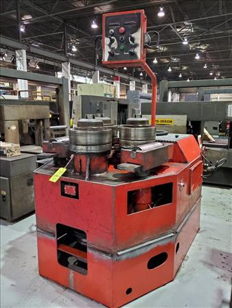 PULLMAX Z60 3-ROLL ANGLE BENDING ROLL