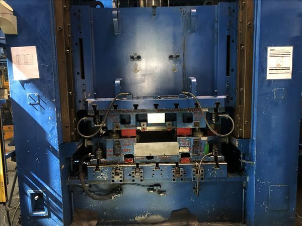 LIEN CHIEH LDO-250 HYDRAULIC TRIMMING PRESS