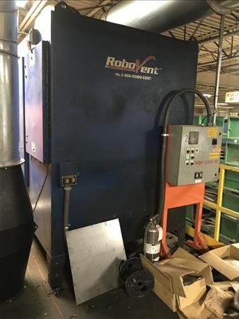 ROBOVENT DFM-21000 FUME EXHAUST SYSTEM