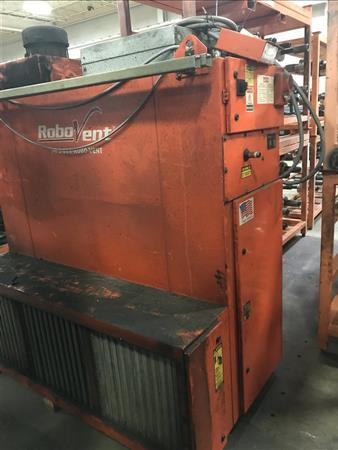 ROBOVENT DWFS-4000-4 DUST COLLECTOR