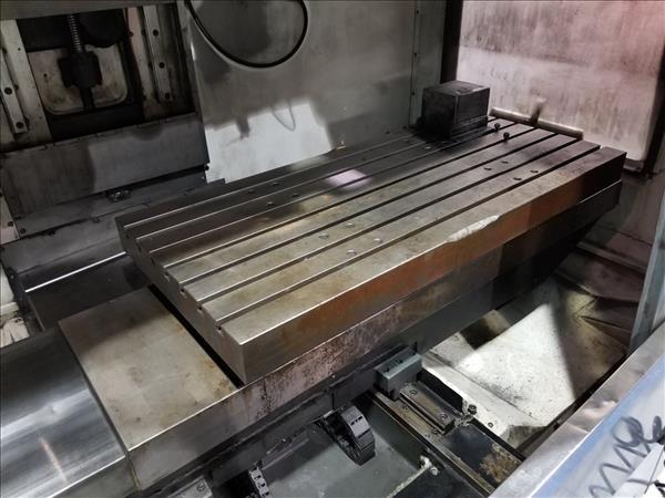 HAAS VF 3 YT CNC VERTICAL MACHINING CENTER