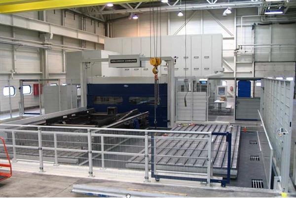 WALDRICH COBURG MASTERTEC 4500 FP CNC BRIDGE PORTA TYPE MILL