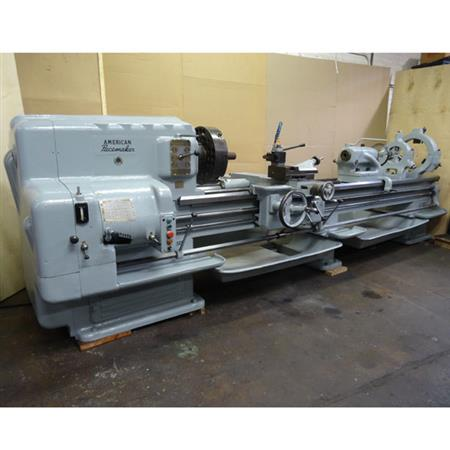 AMERICAN PACEMAKER 20 X 120 LATHE