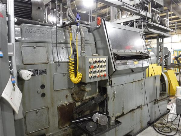 ACME GRIDLEY RB-6 AUTOMATIC SCREW MACHINE
