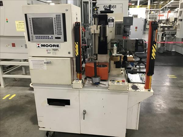 MOORE GEAR TESTER