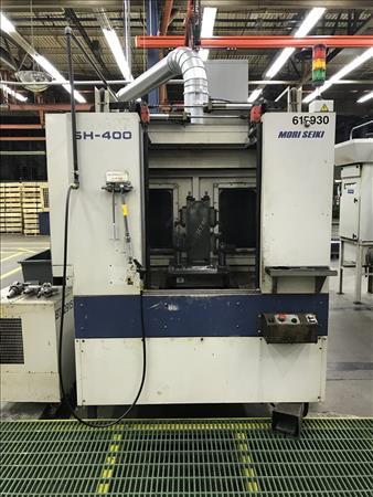 MORI SEIKI SH400 CNC HORIZONTAL MACHINING CENTER