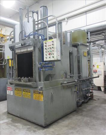 SURFACE COMBUSTION WILLIAMS PRE/POST CARBURIZING 2 STAGE WASH SYSTEM