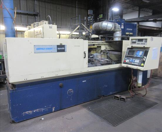 SHEFFIELD SCHAUDT STEP FORM 1030 CNC CYLINDRICAL GRINDER