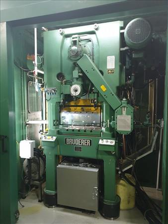 BRUDERER BSTA-30HL HIGH SPEED PRESS