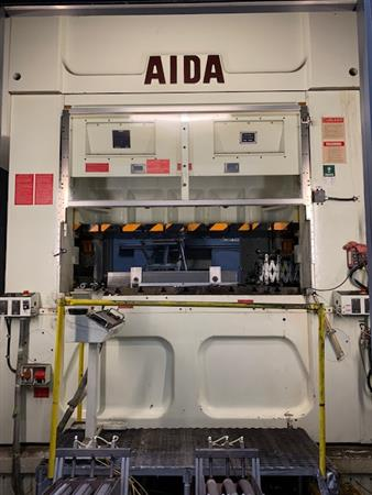 AIDA HMX 3000 HIGH SPEED LAMINATING PRESS