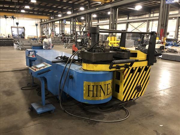 HINES 800 NC TUBE BENDER