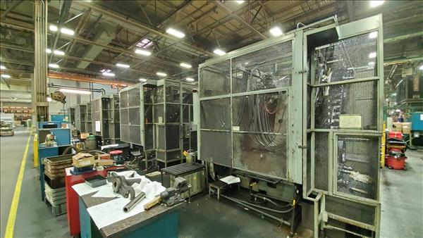 OKUMA MX-60HB HORIZONTAL MACHINING CENTER
