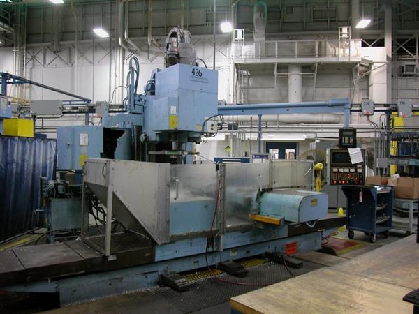 CINCINNATI 20VC-2000 5-AXIS CNC MACHINING CENTER