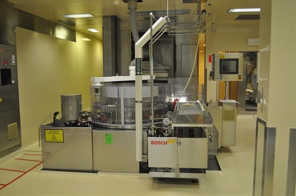 BOSCH RRU 3084 WASH MACHINE W/ WASHING TUNNEL