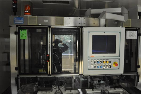BREVETTI ATM324/D MULTIFORMAT INSPECTION MACHINES, (2) AVAILABLE