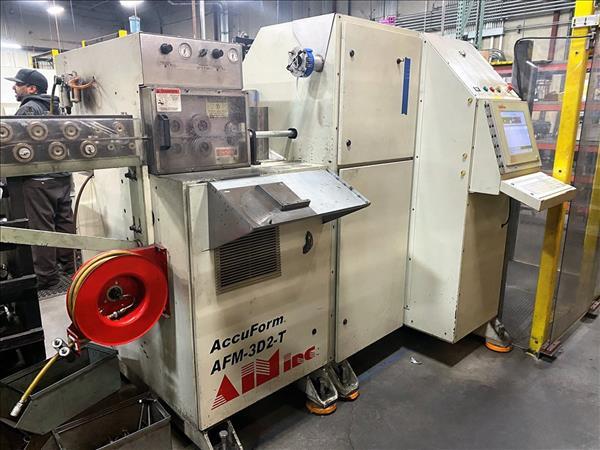 AIM ACCUFORM AFM-3D2-T CNC WIRE BENDER