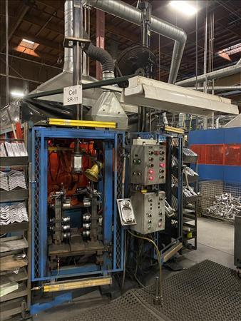 WOLF ROBOTICS ROBOTIC WELD CELL