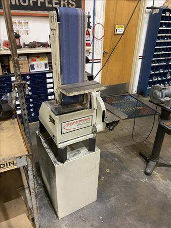 ROCKFORD BELT / DISC SANDER