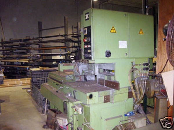 "15"", KALTENBACH, No. SLK 400NA, 1720-3480 RPM CUTTING SPEED, AUTO POWER FEED"