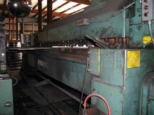 "1/4"" x 10′, WYSONG 1025, 1971,"
