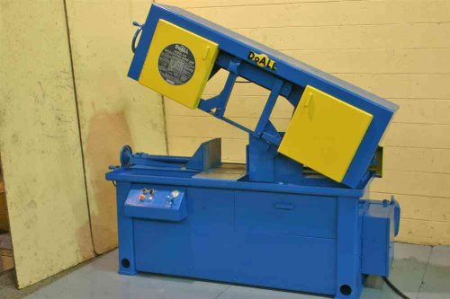 "12"" x 12"", DO-ALL C-8, 160""BLADE, DOWN FEED, 2HP MOTOR"