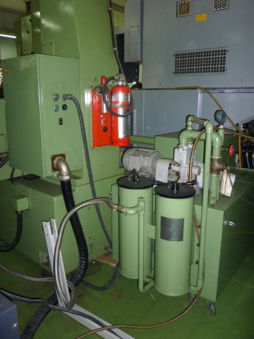 SODICK FS-A3C, MARK X, 300MM X, 200MM Y, 250MM Z, 400 KG MAX WORKPIECE WEIGHT