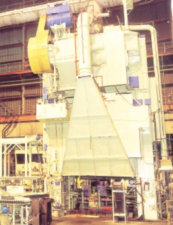 "2500 Ton, BLISS SE2-2500-132X66, 60""Str, 105""SH, 8SPM, EJECTOR, 132""X66""BA, 1980"