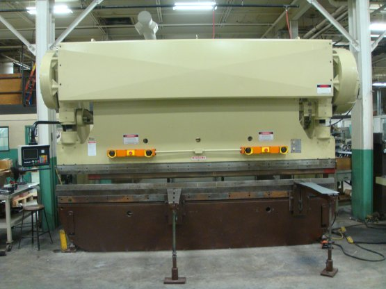 "225 Ton, WYSONG 225-12, 12′ BED, 12"" DIE SPACE, 3"" STR, 5""ADJ, 30 SPM"