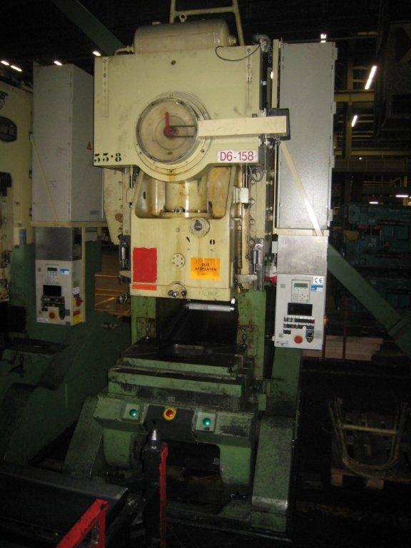 """150 Ton,IWK,OBI,MODEL PEKRON-150-Z,7.8""""STR,22""""SH,40 SPM,39""""X24.8"""" BA AIR CL 66′"""