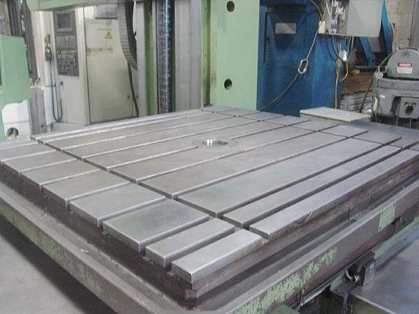 TOS VARNSDORF WH-105 CNC TABLE TYPE HORIZONTAL BORING MILL (1999)