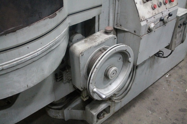 "SUNDSTRAND 25"" HORIZONTAL SPINDLE ROTARY SURFACE GRINDER"