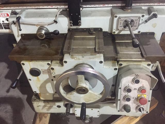 OKK MH 4V/P Horiz. Milling Machine, Bed Type  (1988),