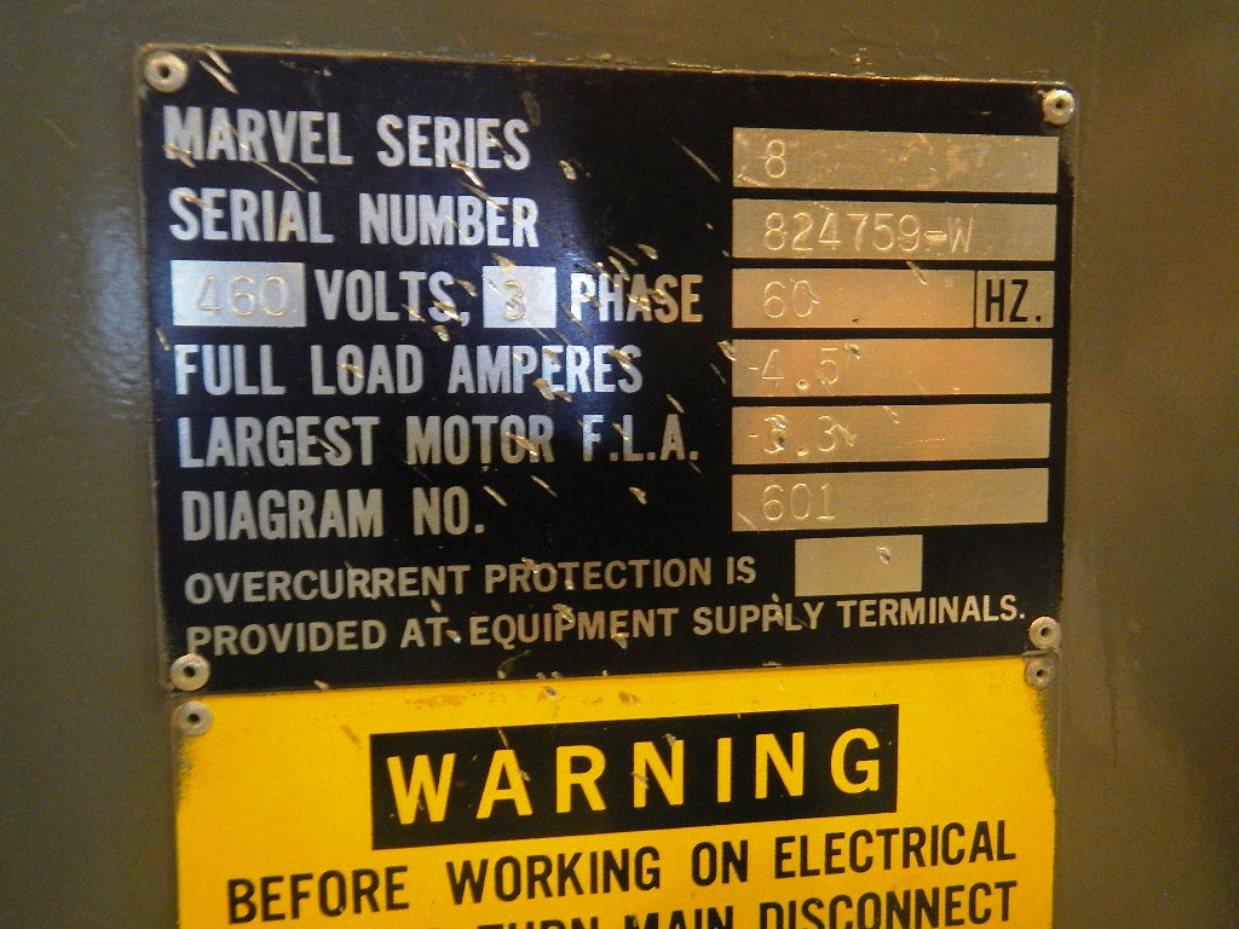 Marvel Series 8 Mark 1 (1982) Extended column