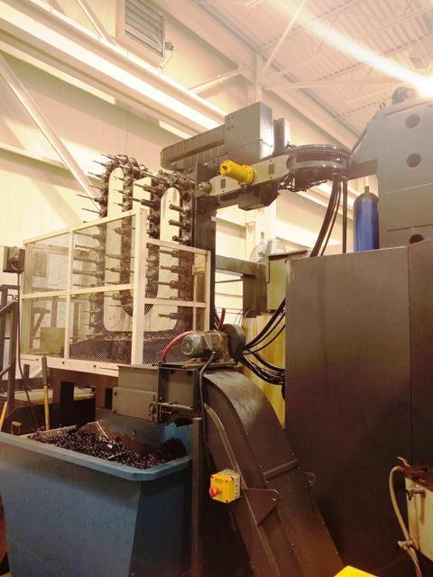 Johnford BMC-110 Horizontal Boring Mill (Table Type) 2011