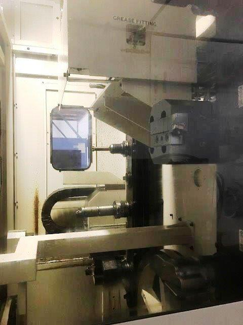 OKUMA VTM-100 CNC Vertical Turning Center With Live Milling (2007)