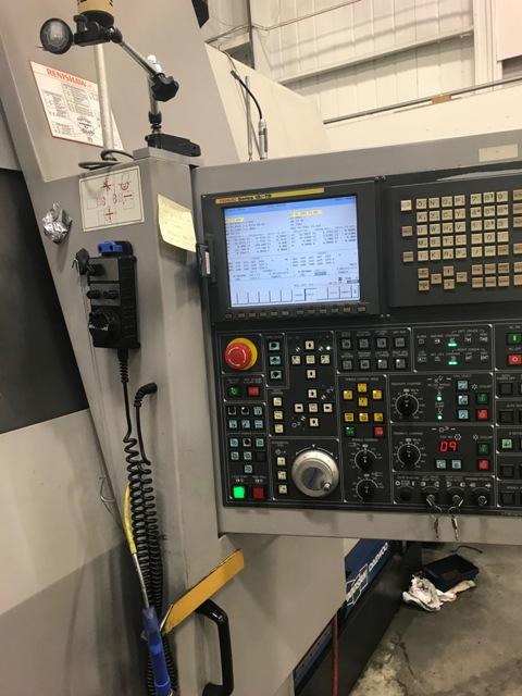 Doosan Puma MX 2500 LST (2005) Fanuc 18iTB CNC Control
