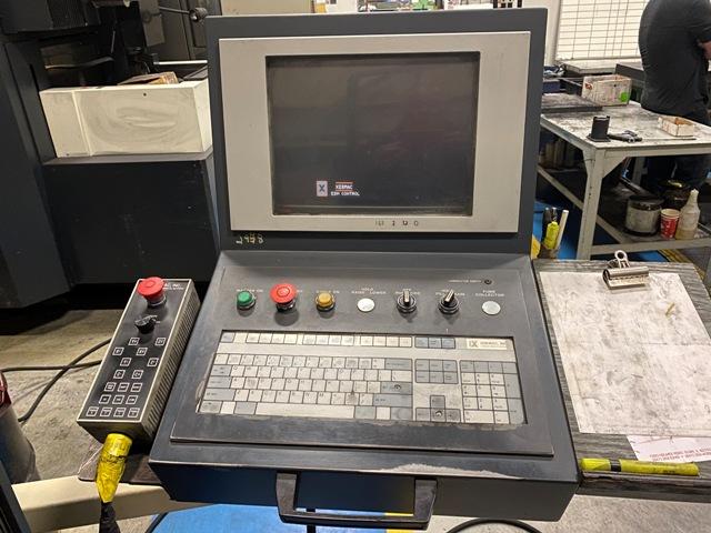 Xermac XX-80ST EDM Sinker (1998)