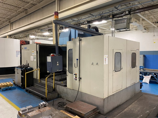 OKK MCV 1060 (1998) Vertical Machining Center