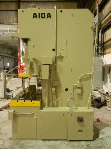 121 Ton Aida C-11(2), Gap Press