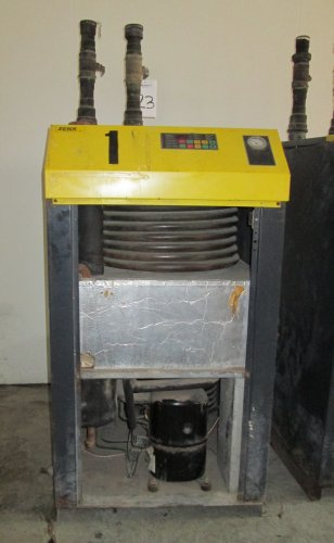 400 CFM ZEKS Air Dryer Model #400 HSE, with Compustant Control