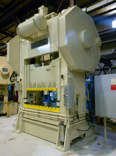 200 Ton Blow SC2-200-72-40 Straight Side Press