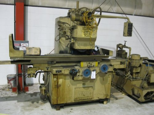 "10"" x 39"" MAGERLE Surface Grinder"