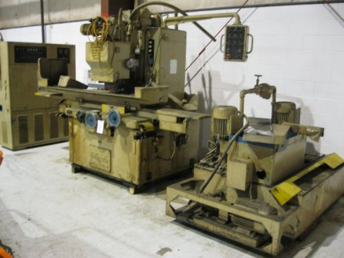 """10"""" x 39"""" MAGERLE Surface Grinder"""