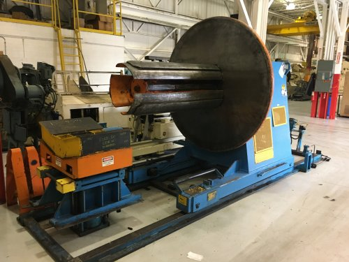 40000 Lbs, SESCO Coil Reel with Coil Car