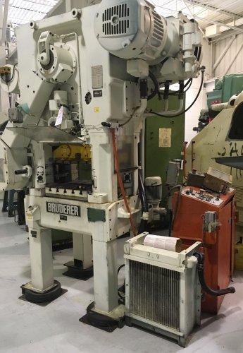30 Ton BRUDERER BSTA-30, High-speed Press
