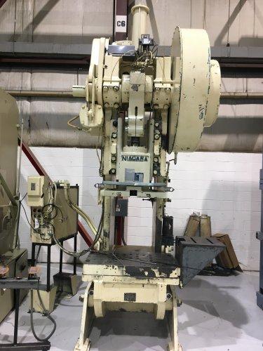 90 Ton Niagara AF-5, C-Frame Press