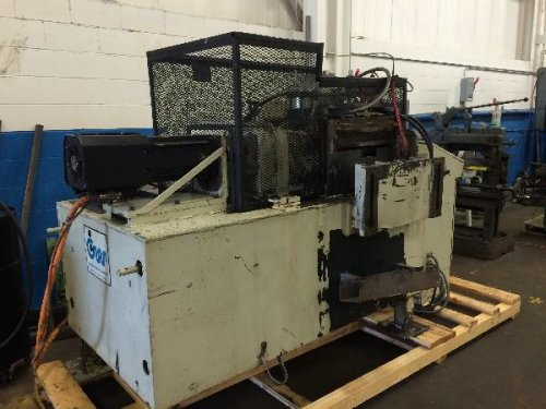 "18"" W. x .135"" CWP Servo Feed, Model# SMX-18SE4, Cabinet Mounted"