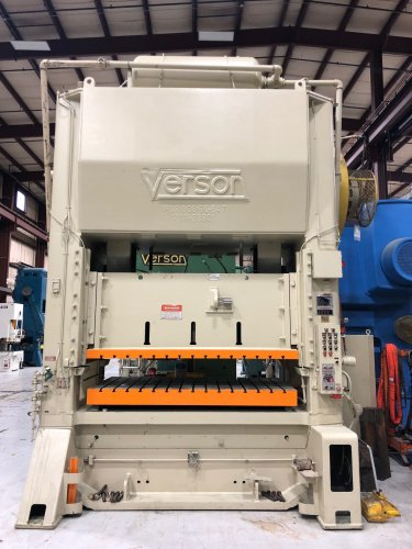 300 Ton Verson S2-300-96-54t Straight Side Press