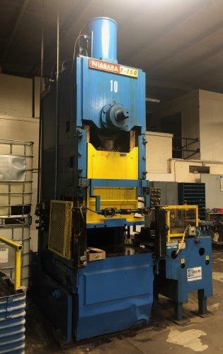 150 Ton NIAGARA E-150 OBS Press